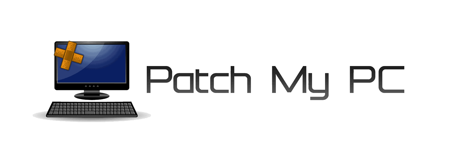 Patch my PC logo