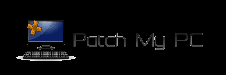 Patch my PC logo