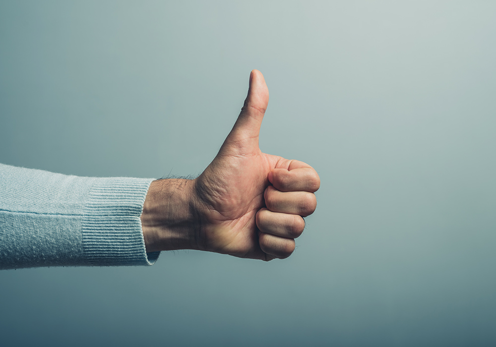 Thumbs up_Office 365