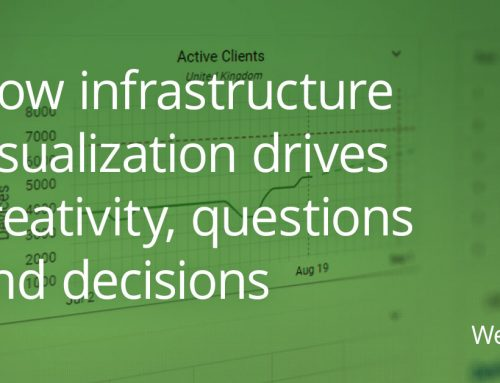 Webinar: How infrastructure visualization drives creativity, questions and decisions