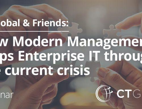 Webinar: Modern Management